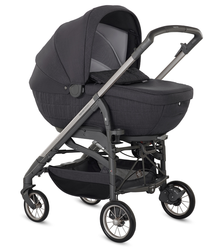 Inglesina OTUTTO DELUXE SYSTEM GREY