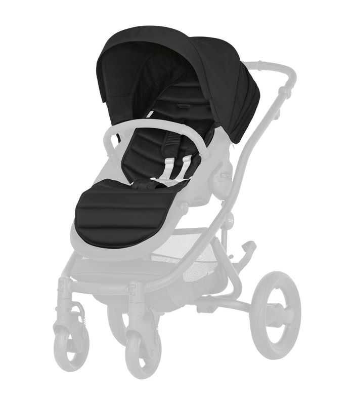 Britax AFFINITY 2 PACK COLOR Cosmos Black