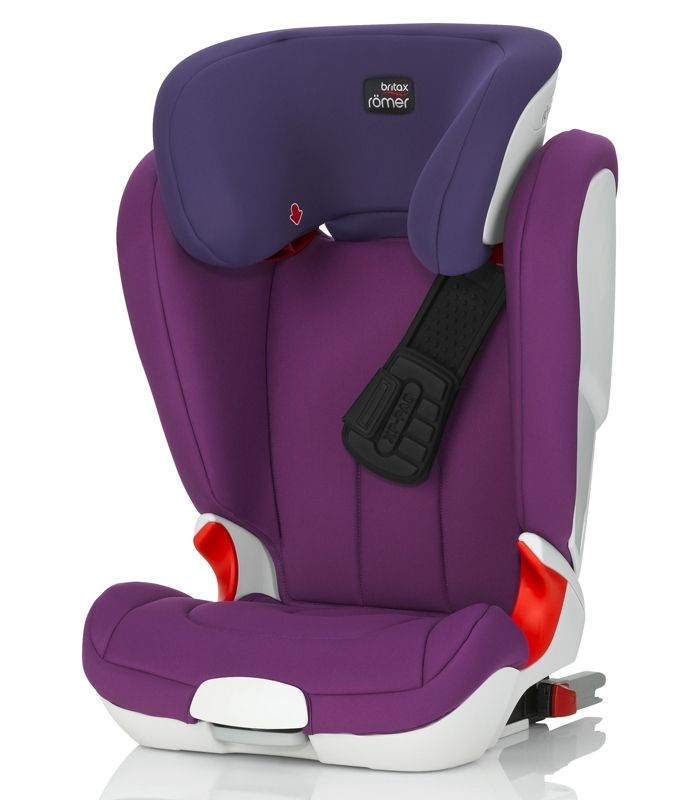 Römer Kidfix XP Mineral Purple