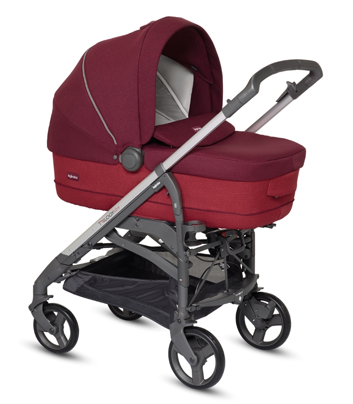 Inglesina TRILOGY SYSTEM RUBY RED