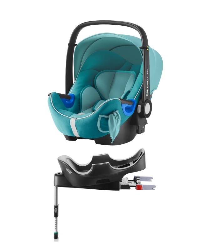 Römer Baby-Safe i-Size Pack Lagoon Green