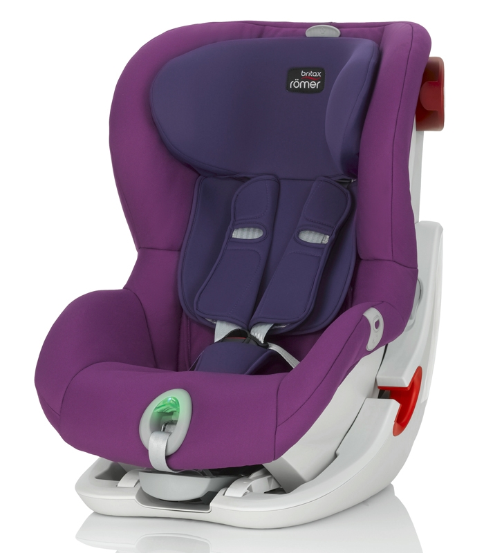 Römer King II ATS Mineral Purple