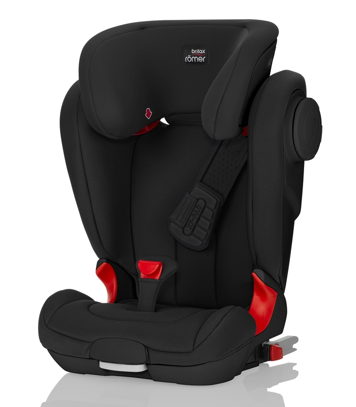 Römer Kidfix II XP SICT BLACK SERIES Cosmos Black