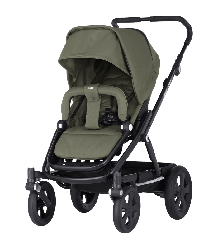 Britax GO BIG BIG Olive Green