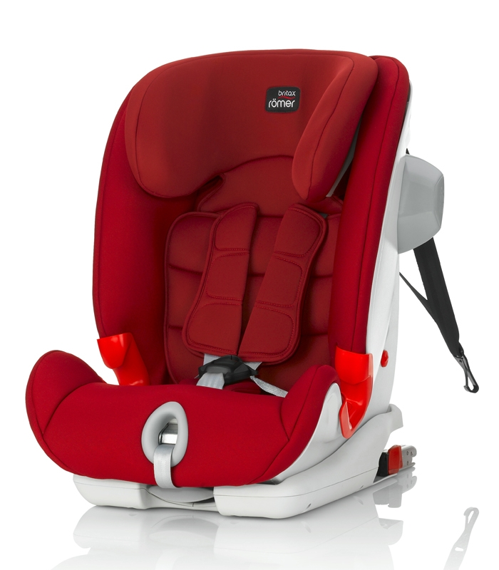 Römer Advansafix II SICT Flame Red