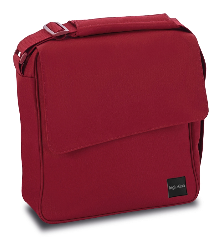 Inglesina BOLSOS Quad Intense Red