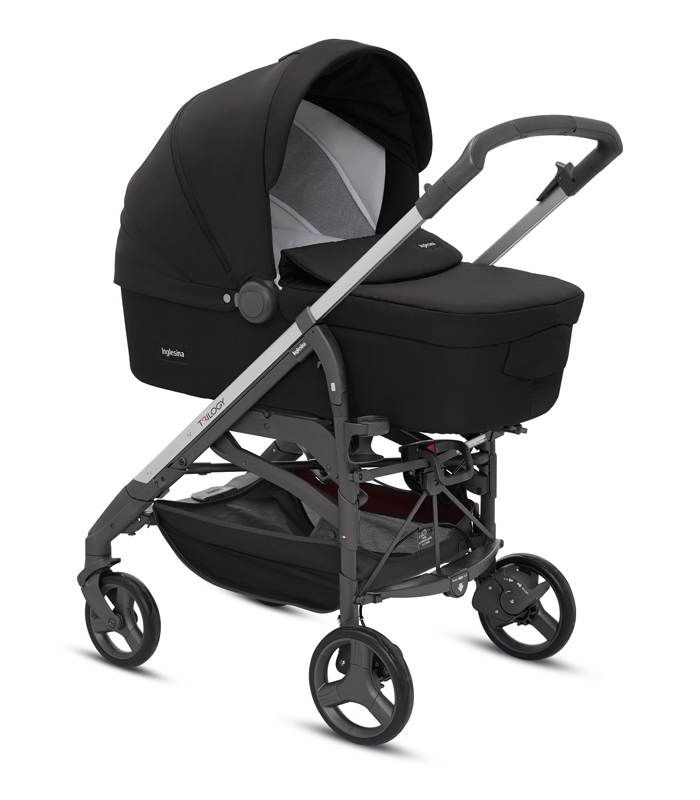 Inglesina TRILOGY SYSTEM TOTAL BLACK