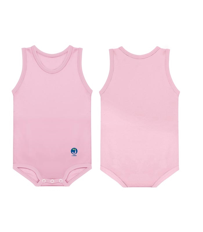 JBimbi COTTON SUMMER LISO - ROSA