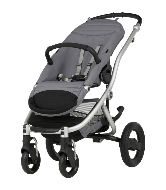 Britax AFFINITY 2 CHASIS Silver