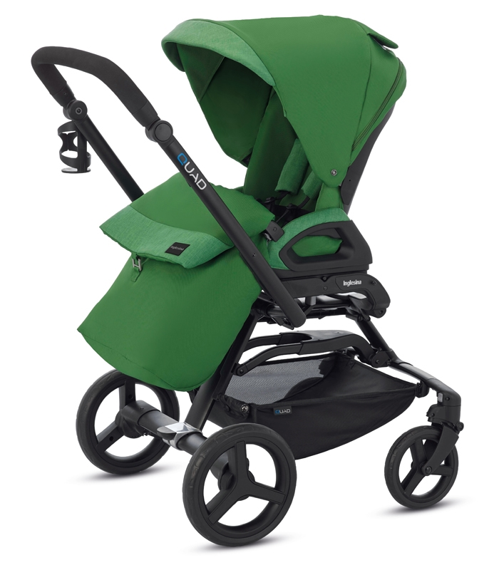 Inglesina QUAD SILLA-CHASIS Golf Green