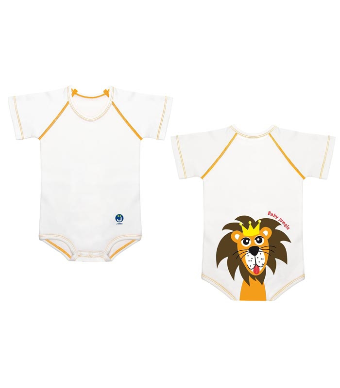 JBimbi COTTON 4 SEASON BABY JUNGLE LEON
