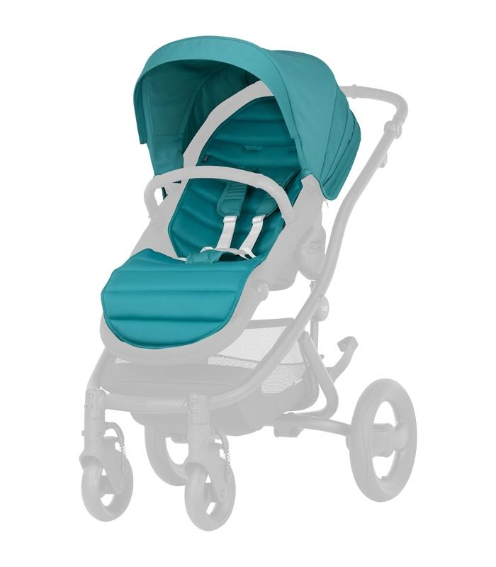 Britax AFFINITY 2 PACK COLOR Lagoon Green
